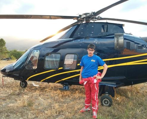 matteo colombo elicottero